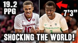 3 NBA Draft Prospects Shocking The World This Season