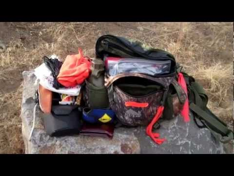 How To Survival Guide: Gear Suggestions For A Big Game Hunting Daypack