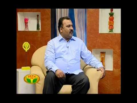 Vijaykumar's Speech on Jaya TV - IMPORT EXPORT