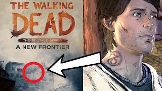 Hidden Secret In Walking Dead Season 3 Poster