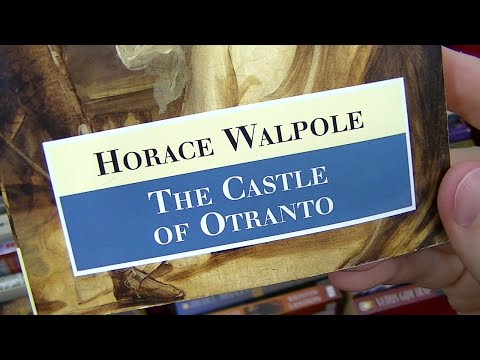 Castle of Otranto by Horace Walpole