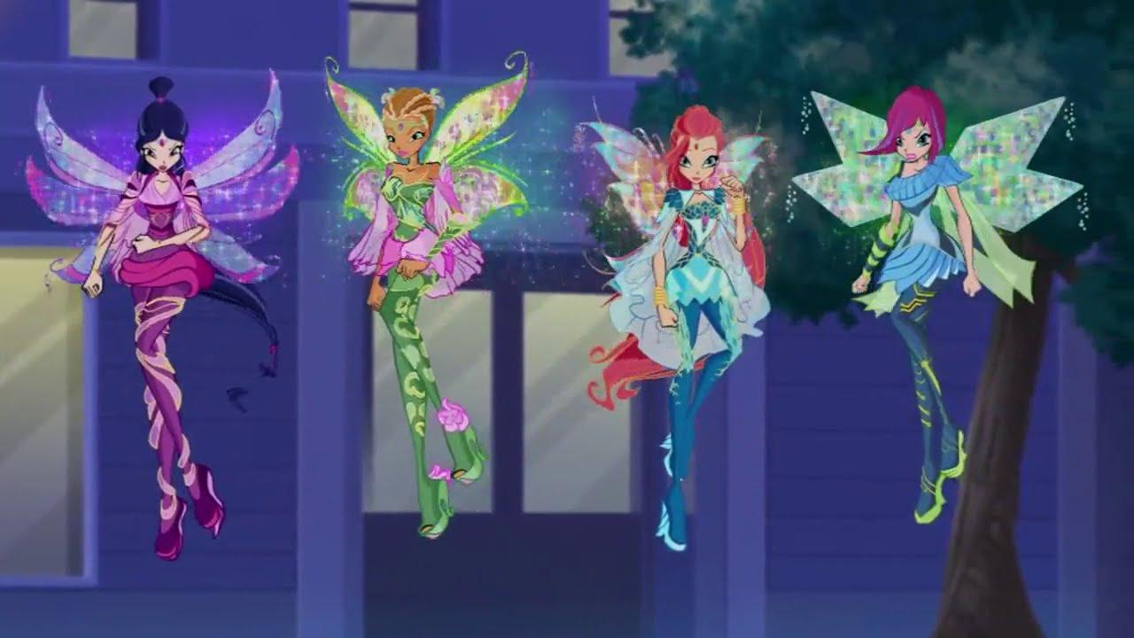 Hq winx club totemul magic daphne 39 s sirenix winx - Winx magic bloomix ...