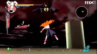 Bleach Soul Resurreccion Vasto Lorde Ichigo vs Ulquiorra HD