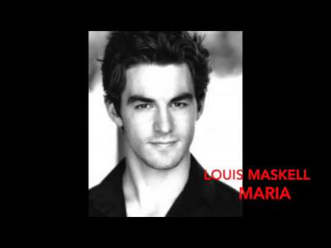 Louis Maskell - Maria (West Side Story UK Tour)