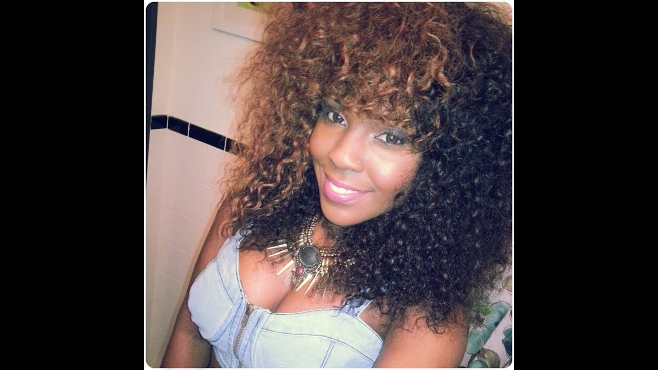Outre Natural Curly Hair
