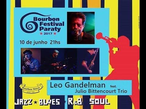 Leo Gandelman e Julio Bittencourt Trio JAZZ BEATLES - Bourbon Festival