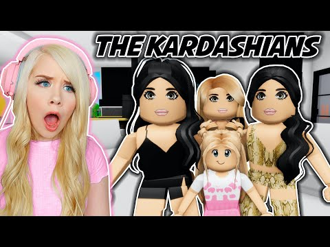 I GOT ADOPTED BY THE KARDASHIANS IN BROOKHAVEN! (ROBLOX BROOKHAVEN RP) - Mackenzie Turner Roblox