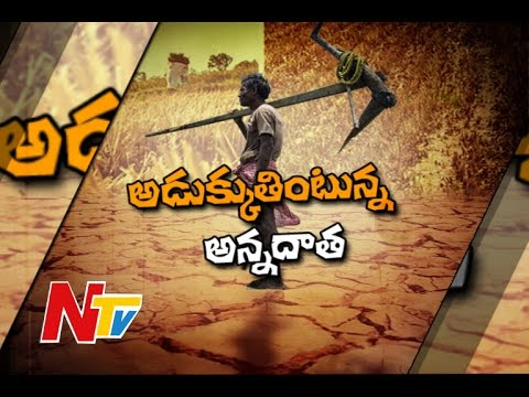 Farmers Face Problem Due to Drought in Anantapur District || Focus || NTV