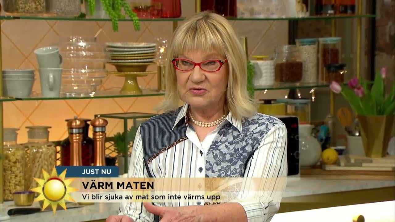 Så tar du kål på farliga bakterier i maten - Nyhetsmorgon (TV4)