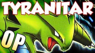 How To Use: Mega Tyranitar and Tyranitar! Tyranitar Strategy Guide ORAS / XY - Very Strong