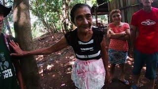 El Salvador Increíble Prepara Terreno Para Construir Vivienda A Una Abuela De 98 Años