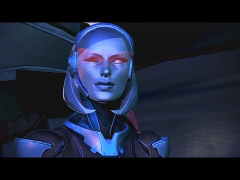 Mass Effect Trilogy: Funny Moments(Part 1)