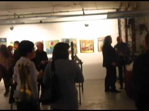 "Happy ArtMuseum @ Galleria Riga Christmas presents ""Russia & Lithuania & Latvia Art friendship"""