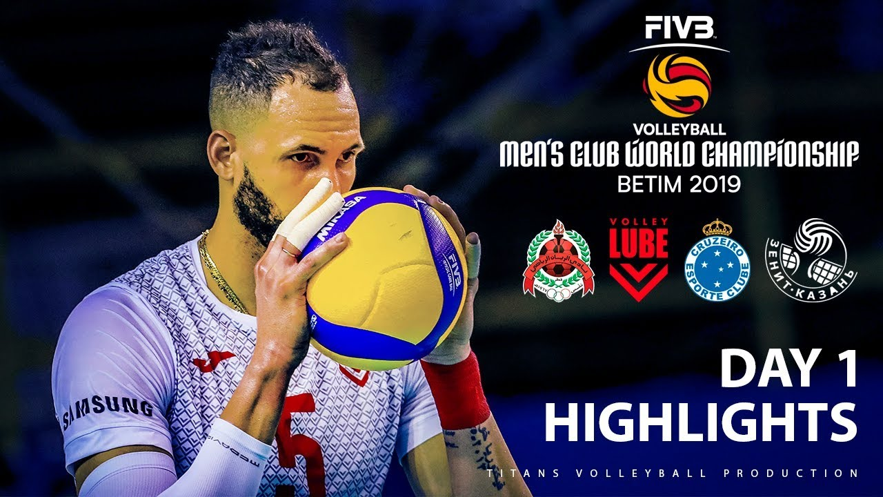 Download FIVB Volleyball Men's Club World Championship 2019| Highlights | Day #1 (HD)