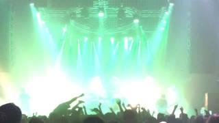 Parkway Drive, Bottom Feeder (live) Dallas, Texas 10/14/2016