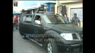 Al menos nueve personas detenidas por robo millonario en Aeropuerto Cibao