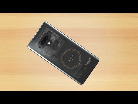HTC Exodus 1 New Blockchain Smartphone Specs and Price : First Look