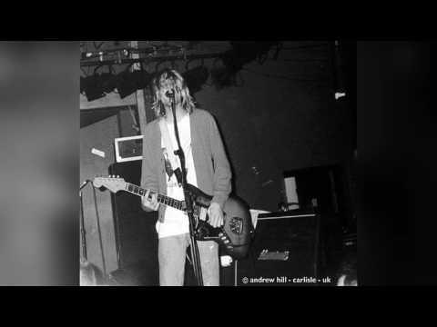 Nirvana - Calton Studios, Edinburgh, UK 1991 (AUD)