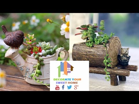 Attractive Garden Decor Items to decorate your garden and outdoor