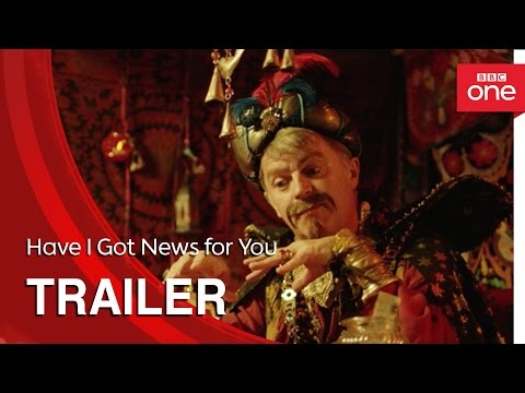Have I Got News for You: October 2016 Launch Trailer - BBC One