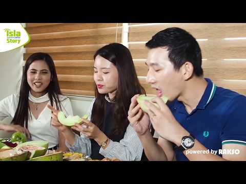 ISLA STORY EP1: A MUST TRY FRUITS IN THE PHILIPPINES
