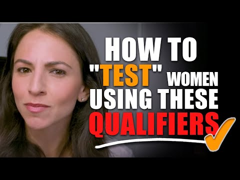 Asking THESE 5 Qualifier Questions Make ALL Women Want You | Alpha Men Have Used These For Years