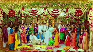 Srinivasa kalyanam title song full video song