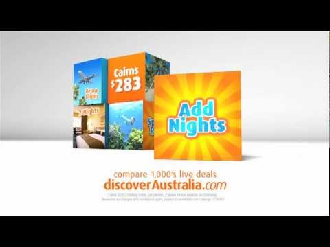 Cairns Flight + Hotel Packages
