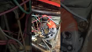 Реле регулятор и диодный мост от ваз на иж