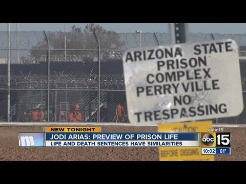 Jodi Arias: Preview of prison life