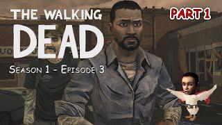 THE WALKING DEAD! - SEASON 1 - EPISODE 3 (Long Road Ahead)