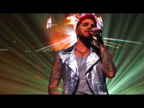 Queen + Adam Lambert Spread Your Wings Seattle 07012017 In HD