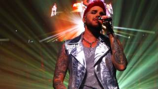 Queen + Adam Lambert Spread Your Wings Seattle 07012017 in HD