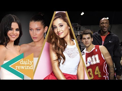 Selena Gomez Making Bella Hadid JEALOUS, Britney Spears Confuses Ariana Grande -DR