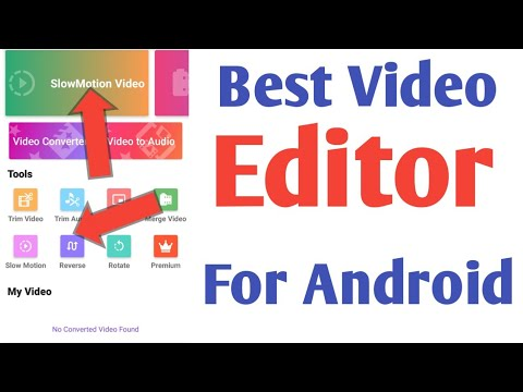 Best Professional Video Editor For Android 2020 | Best Video Converter Video To Audio