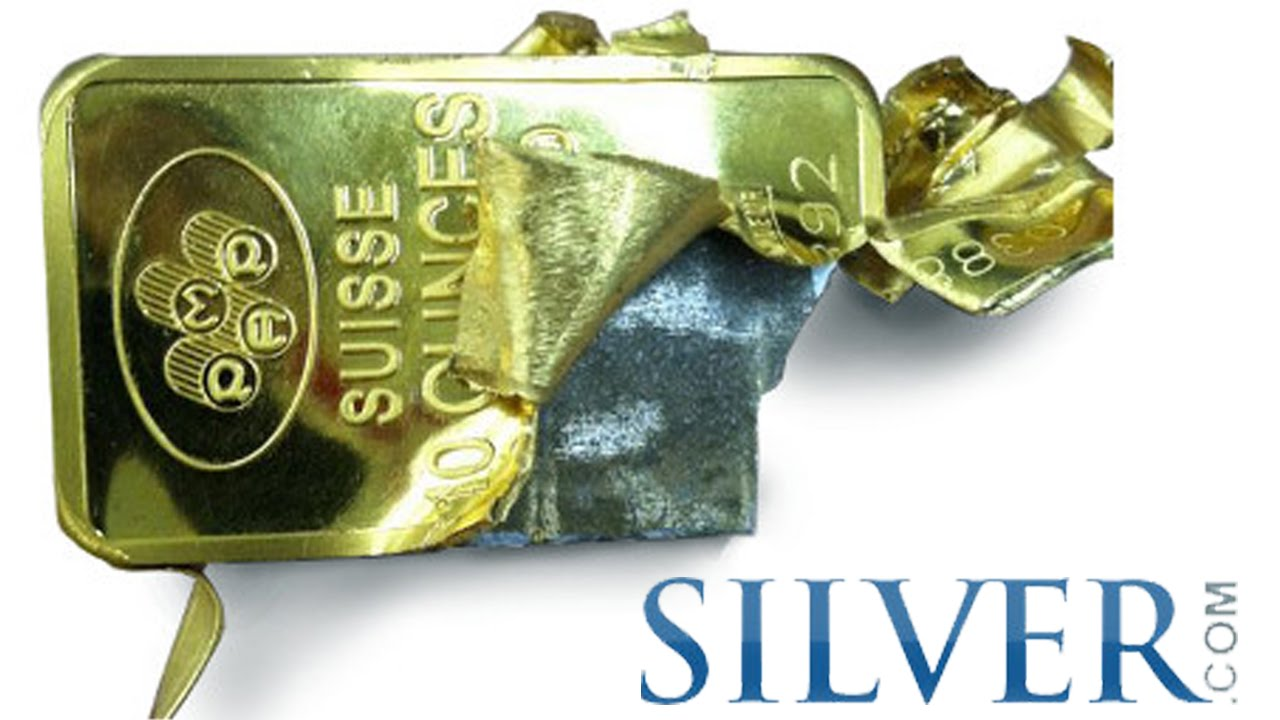 How To Test For Fake Silver Amp Gold Bullion Infographic By