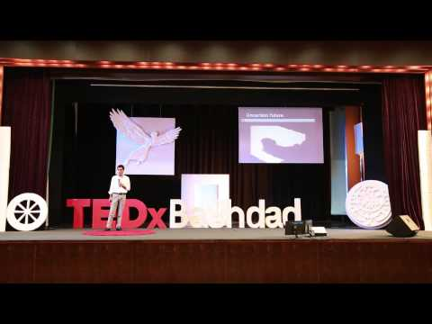 Ordinary people + extraordinary circumstances = extraordinary people | Mohammed Salih | TEDxBaghdad