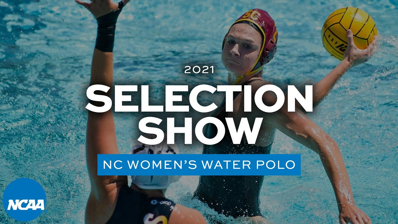NCAA women's water polo bracket selection show | 2021