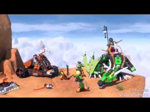 Лего ниндзяго 2015 мультфильм