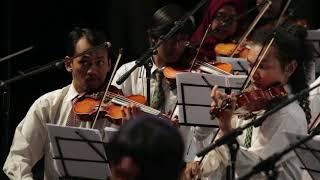 Gugur Gunung - Arrangement by Vishnu Satyagraha | Ayodhya Symphony Orchestra