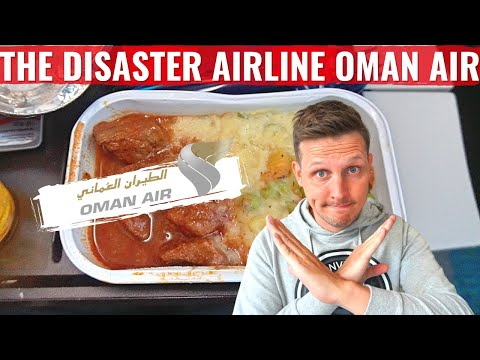 Review: OMAN AIR - THE DISASTER AIRLINE & UPGRADE SCAM!