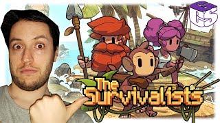 Majmokkal suttogú túlélős játék?! | The Survivalists
