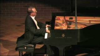 Milton Schlosser, Piano, performs  Largo from the opera Xerxes (arranged by Schlosser).