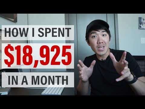 How I Spend My $250K Software Engineer Income