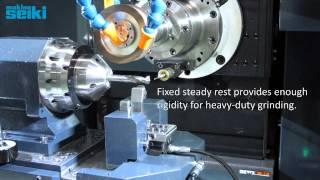 High Precision CNC Tool & Cutter Grinder AGE30 / 高精密CNC工具研削盤 AGE30