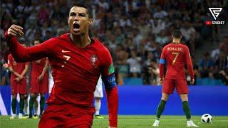 Saat Ronaldo Selamatkan Team Dari Kekalahan Super Hero
