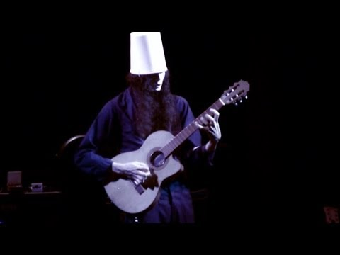 Buckethead: The Mishawaka - Bellvue, CO 8/28/09