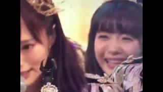 NMB48 山本彩紅白 1 位 市川美織大喜!