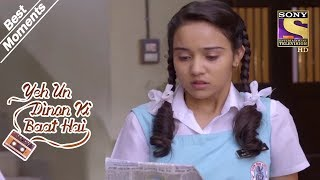Yeh Un Dinon Ki Baat Hai | Naina Finds Out About Sameer's Loss | Best Moments