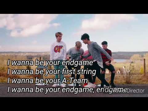 End Game~Taylor Swift Lyrics cover by RoadTripTv